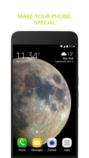 3D Parallax Live Wallpaper APK Download for Android