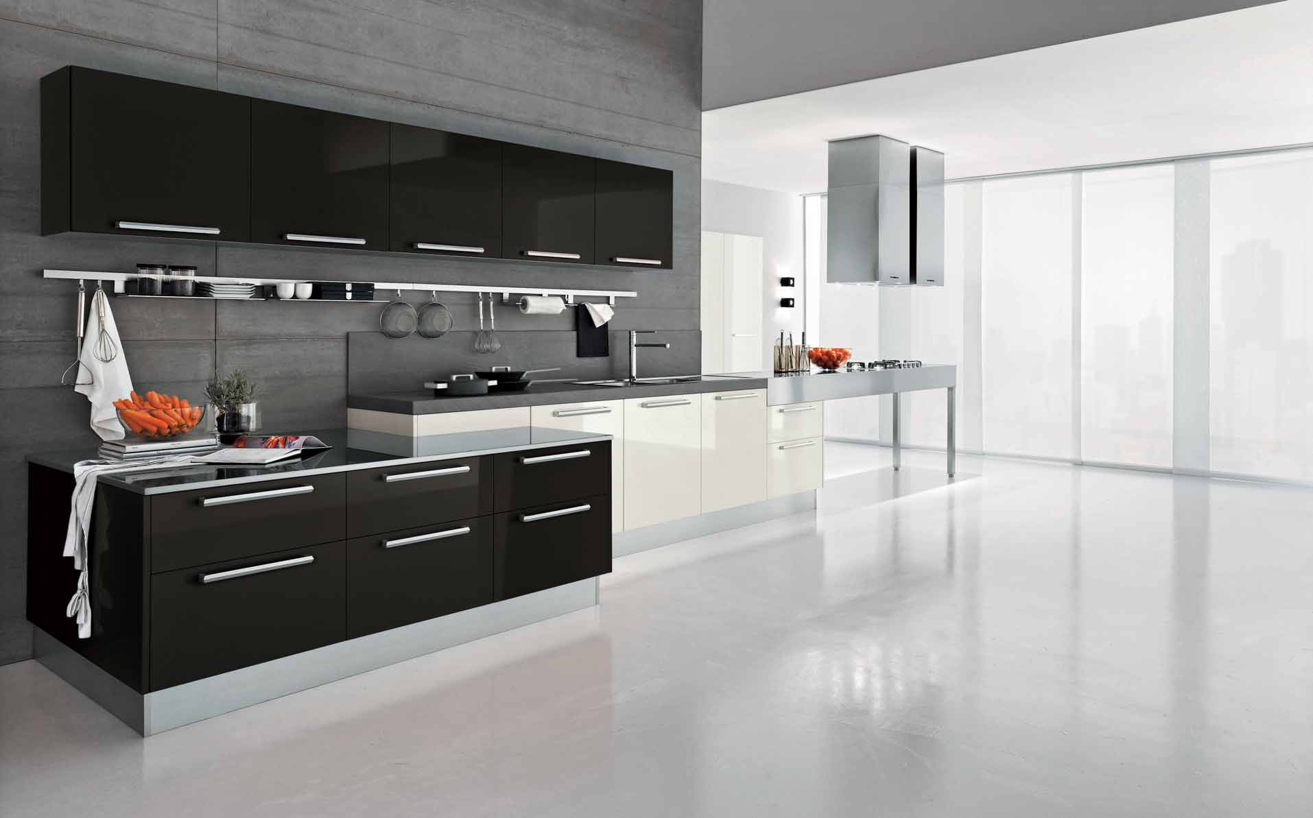 16 open concept kitchen designs in modern style that will beautify your home modern kitchen designs 16 Open Concept Kitchen Designs In Modern Style That Will Beautify Your Home