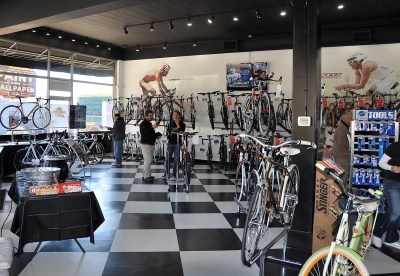 A New Local Bike Shop! ....and it's so clean! | Arkansas Outside