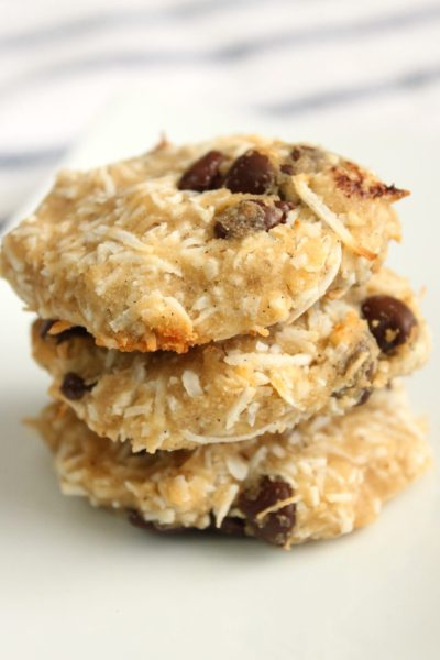 Almond Pulp Cookies, Grain-free, sugar-free, and so good! - Artisan in the Woods
