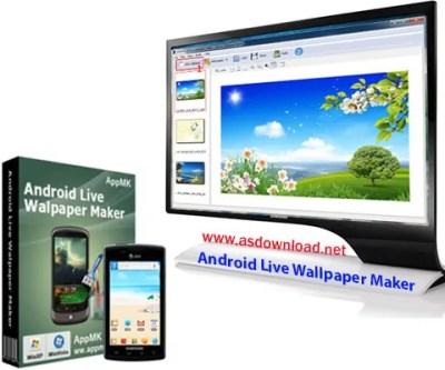 دانلود Android Live Wallpaper Maker 1.2.0- نرم افزار ساخت تم متحرک و زنده برای آندروید