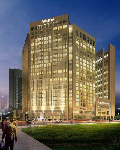 Starwood opens its first Westin Hotel in Beijing