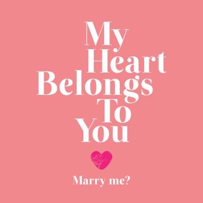 30 Wonderful Marry Me Images
