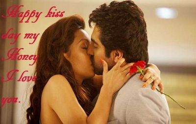 55 Happy Kiss Day Greeting Pictures And Images