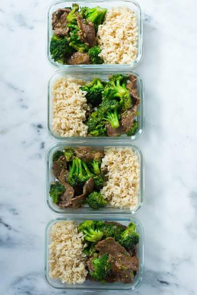 7-Day Meal Prep For Weight Loss • A Sweet Pea Chef
