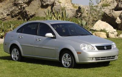 2006 Suzuki Forenza - VIN: KL5JD56Z36K426876 - AutoDetective.com