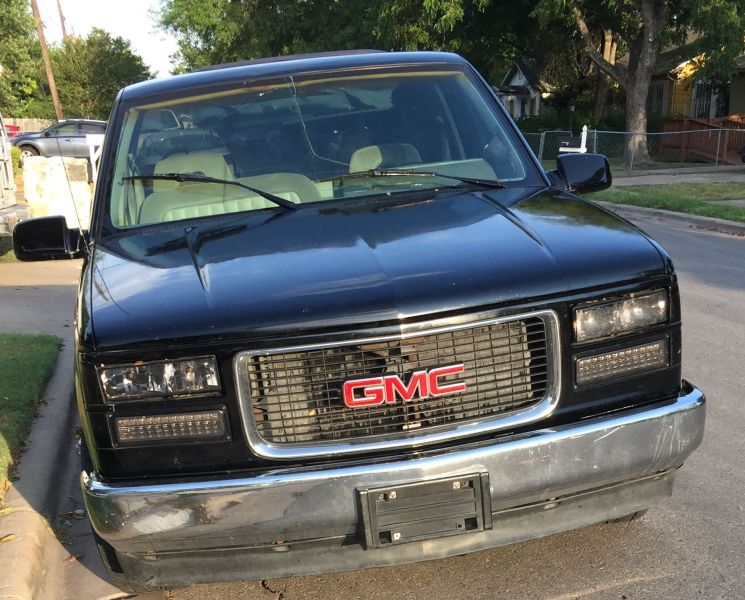GMC Windshield Replacement Prices   Local Auto Glass Quotes 1994 GMC Pickup C1500 Standard Cab Windshield