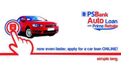 Apply for a car loan online with PSBank - Car Deals