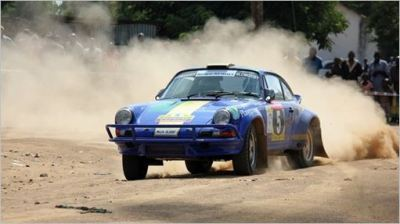 Tuthill's Blomqvist and Waldegard lie second and third in East African Safari Rally ...