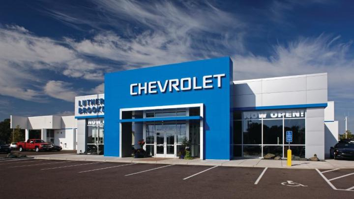 Best CPO Dealers  Strategies for success     Part I   Auto Remarketing Luther Brookdale Chevrolet Buick GMC  which was ranked No  9 on Chevrolet s  list of top selling CPO dealers in 2017  Photo courtesy of dealership