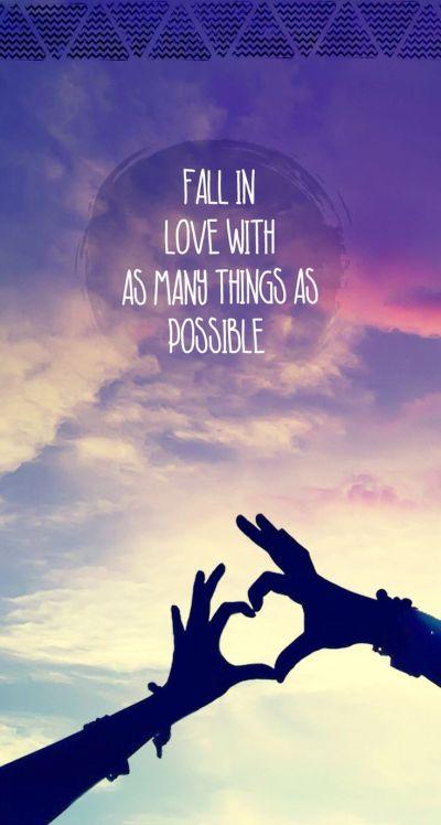 30 Romantic Love Quotes iPhone Wallpaper