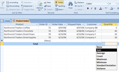 10 Microsoft Access Tips for Working with Select Queries