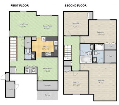 Elegant Best Home Floor Plan Design software - New Home Plans Design