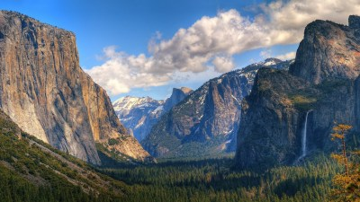 Top 10 Pictures of Yosemite National Park | Backpaco world explorer