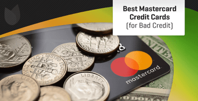 6 Best Mastercard Cards for Bad Credit (2019)