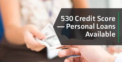 530 Credit Score? Top Bad Credit Personal Loans (2018)
