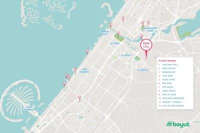 MBR City Dubai: Map, Master Plan, Completion Date & Villas ...