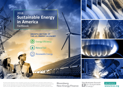 2018 Sustainable Energy in America Factbook