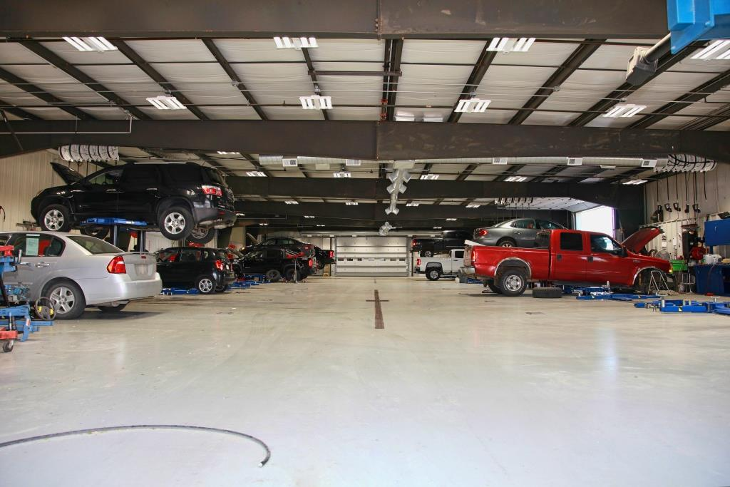 Midway Chevrolet Buick GMC Cadillac   BD Construction Project Gallery