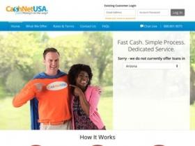 CashNet USA Coupons & CashNetUSA.com Discount Codes