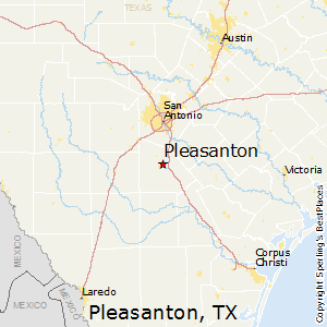 Best Places to Live in Pleasanton, Texas