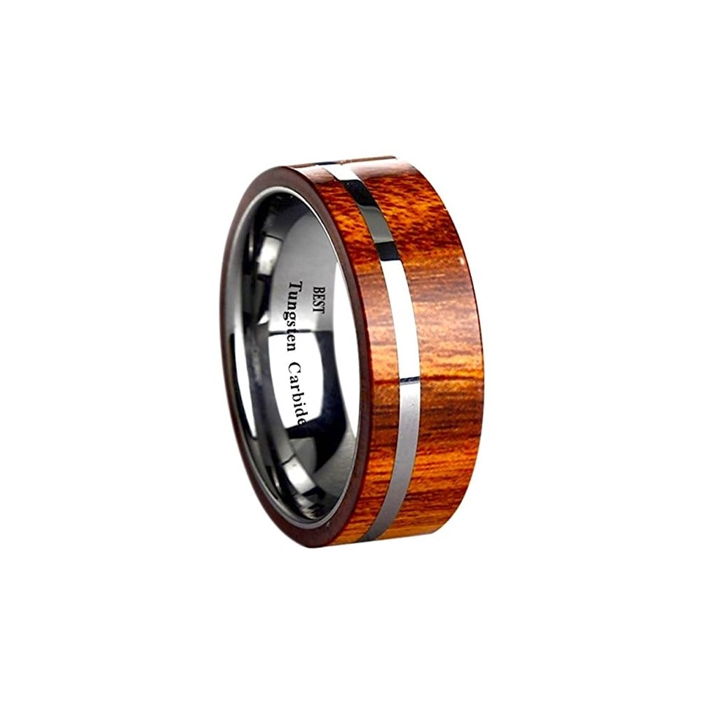 mens wedding band tungsten carbide tungsten carbide wedding bands Hover to zoom