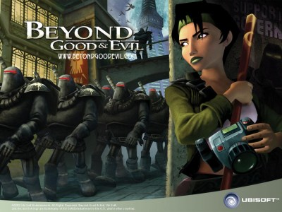 Wallpaper beyond good and evil