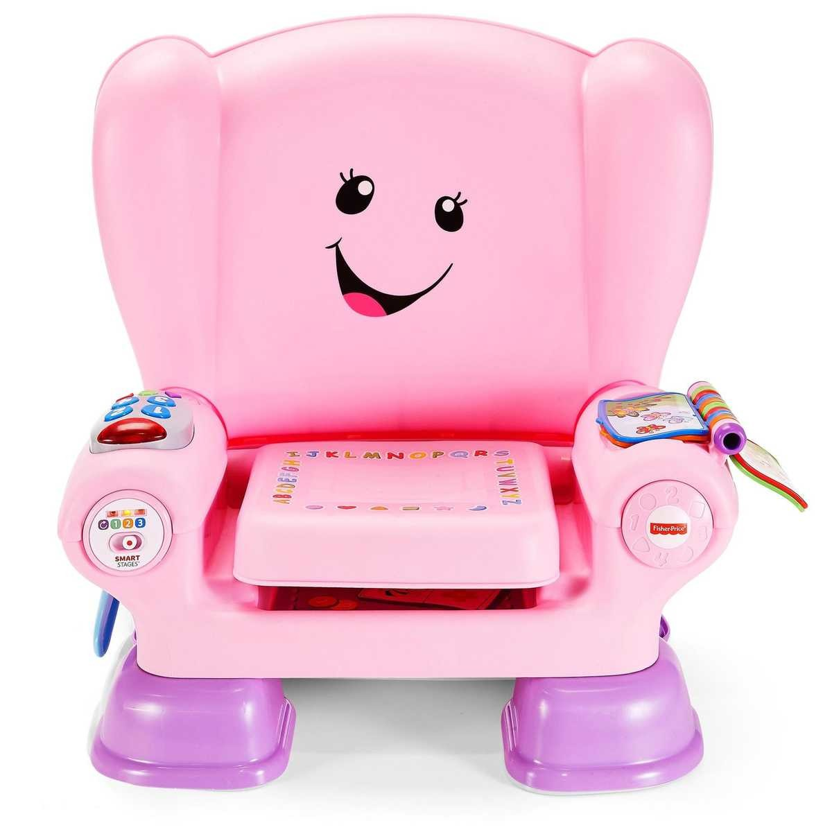 Fisher Price Laugh   Learn Smart Stages Chair   BIG W Fisher Price Laugh   Learn Smart Stages Chair