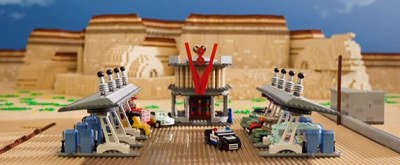 Cars 2: The Entire Trailer Recreated In Lego | Bit Rebels