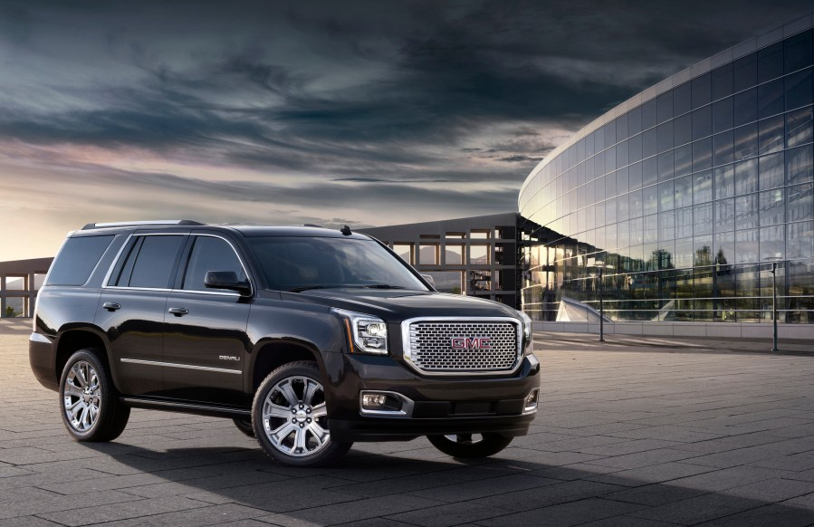 2015 GMC Yukon Denali Photo Gallery   Autoblog