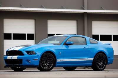 2013 Ford Shelby GT500 First Drive [w/video] - Autoblog