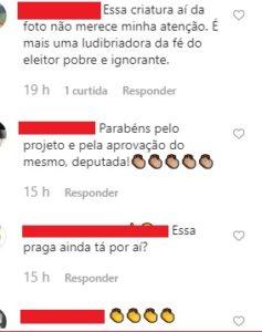 comentarios 237x300 - NINJA NA REDE: internautas colocam em xeque lei de Cida que assegura gratuidade em concursos públicos para beneficiários do Bolsa Família