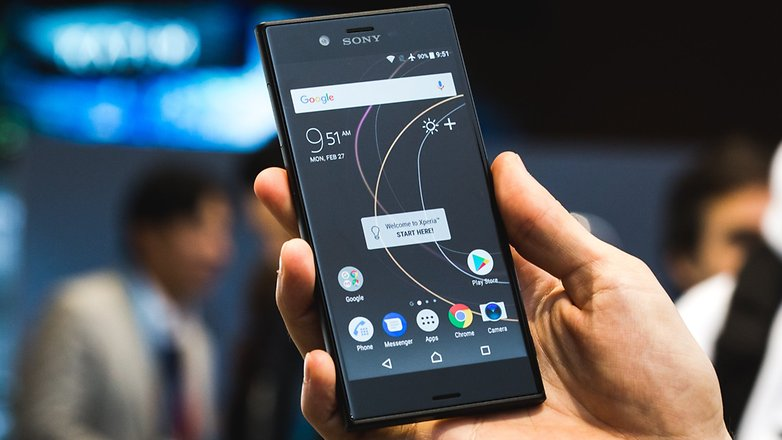 Sony Xperia XZs Launched