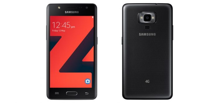 Samsung Z4 Smartphone Launched