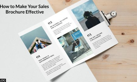 Sales Brochure Effective