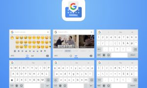 Google Keyboard Gboard Updated