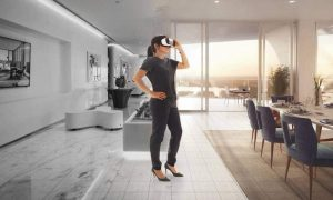 Homes With Virtual Reality