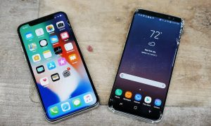 iPhone X Vs. Samsung Galaxy S8: Who Wins The Showdown?