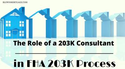 The Role of a 203K Consultant in FHA 203K Process