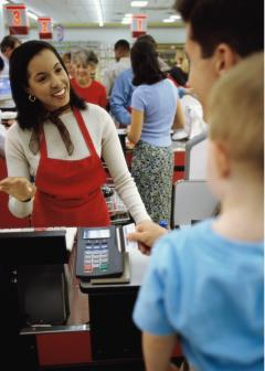 Cashiers : Occupational Outlook Handbook: : U.S. Bureau of ...