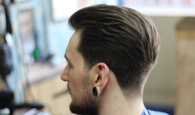 What's the difference between a taper and a fade? | The Bluebeards Revenge