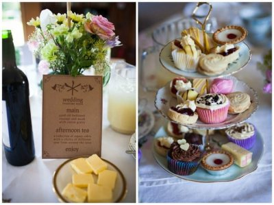 1950s Afternoon Tea Party Wedding by Steve Fuller