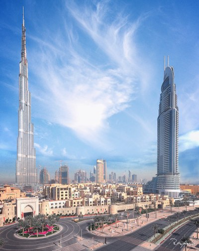Architectural Photography: Famous Landmarks in the UAE