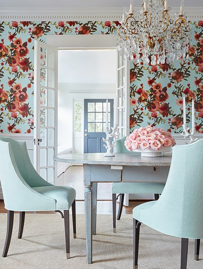 Cover Me! Wallpaper Trends for Spring | Boston Design Guide