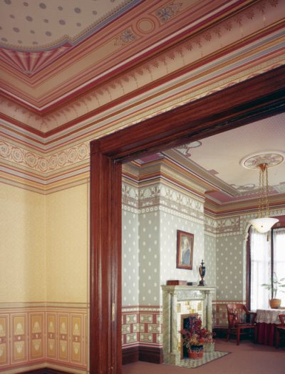 Victorian Wallpaper | The Victorian Classicism Collection | Bradbury & Bradbury