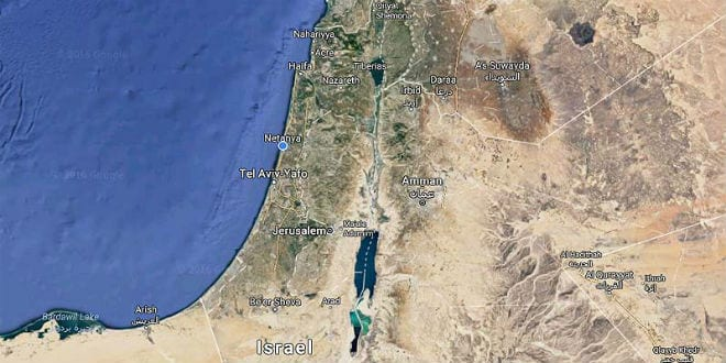 Google Changes  Palestine  to  Israel  on Maps Smart Phone App     Google Changes    Palestine    to    Israel    on Maps Smart Phone App