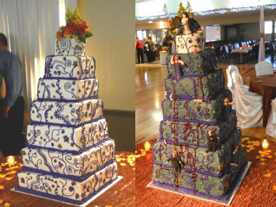 Zombie Wedding Ideas Inspired by Walking Dead | BridalGuide