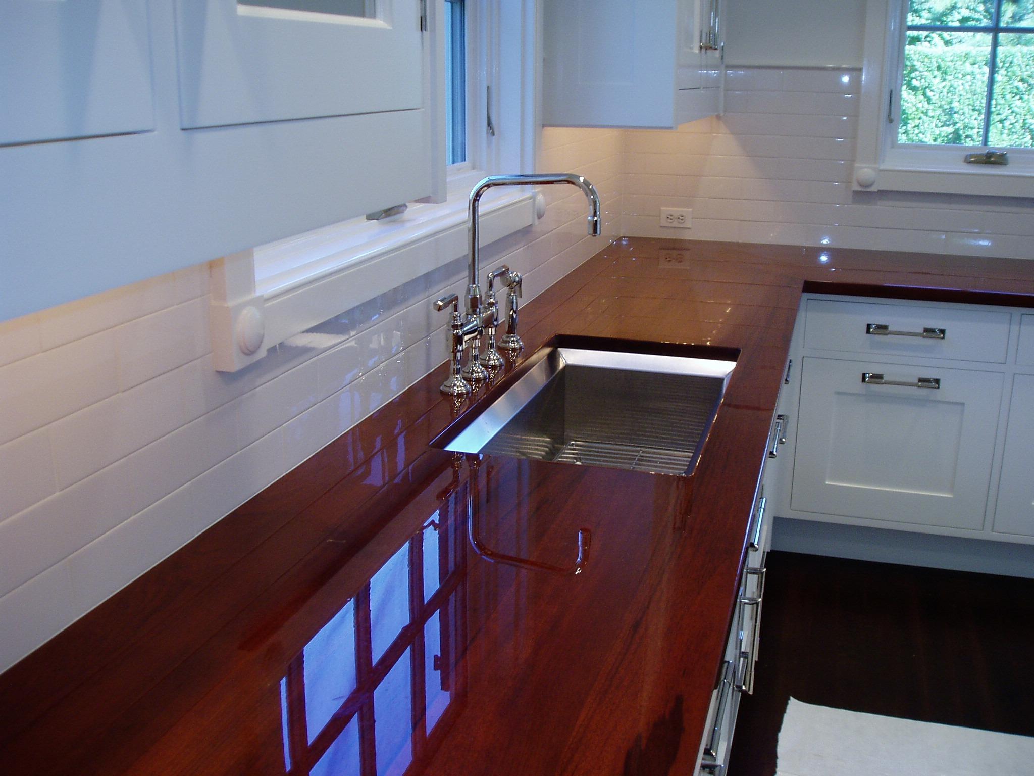 countertop gallery kitchen countertop material OLYMPUS DIGITAL CAMERA Dark Walnut Kitchen