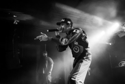 Logic @ 02 Academy, 23rd March 2015 - Brum Live!