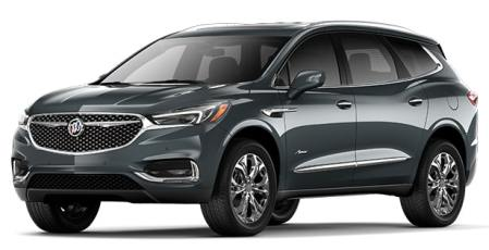 Buick Luxury Cars  Crossovers  SUVs   Sedans   Buick Jellybean image for the 2018 Buick Enclave Avenir mid size luxury SUV